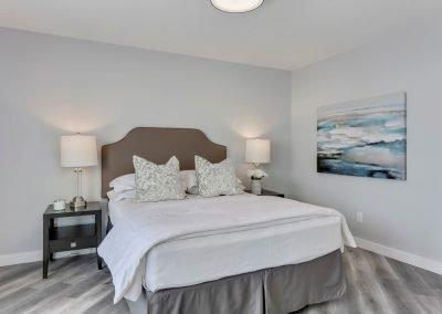 Closeup Look of Bedroom