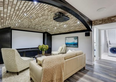 Home Theater Renovation By My Home Handyman