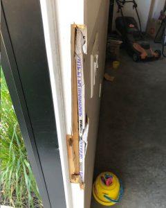 My Home Handyman Repairs: Broken door jamb