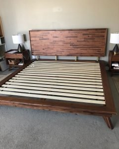 My Home Handyman Assembly: Bed frame