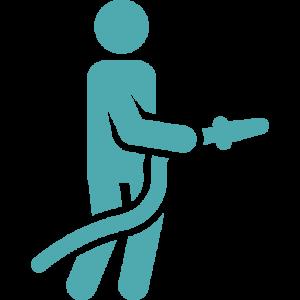 Power Washing Service Icon