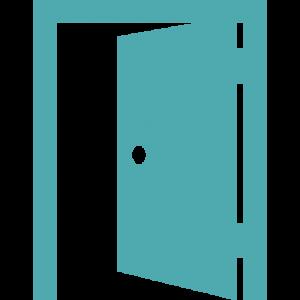 Hanging Doors Icon