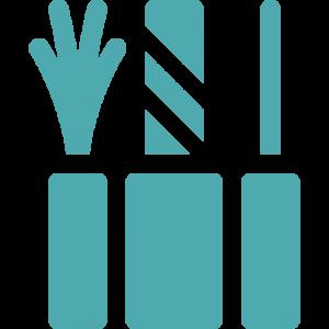 Pot Lights & Wiring Icon